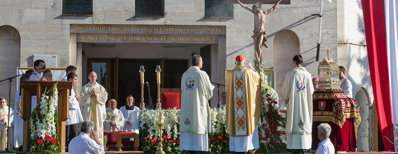 SZERDA - Állami és egyházi vezetőkért